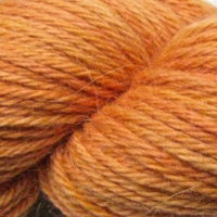 Peach Orchard Woolpaca solid