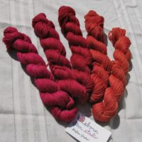 Raspberry Rouge 5-set