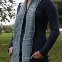 Sassy Sampler Scarf Kit 1