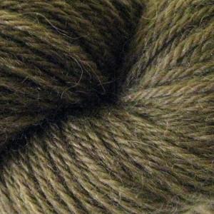 Woolpaca Black Walnut Brown solid